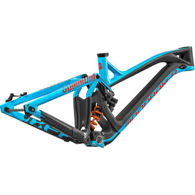 Mondraker Summum Carbon Pro Team Frameset Light Blue/Flame Red/Carbon
